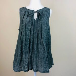 Anthropologie Meadow Rue Knited Tank Top M